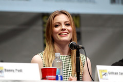 Gillian Jacobs (Gage Skidmore) Tags: california brown dan nicole community san comic ken diego jim center international convention danny jacobs gillian yvette brie alison con rash harmon mckenna chri jeong pudi 2013