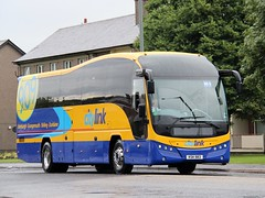 Parks of Hamilton KSK983 (busmanscotland) Tags: volvo edinburgh stirling hamilton parks scottish elite 909 dunblane citylink plaxton b9r ksk983