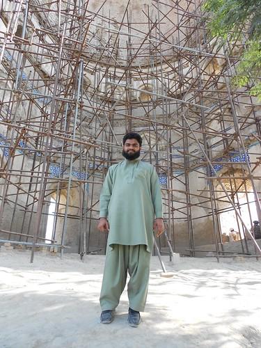 Mirza Hafeez Aoj