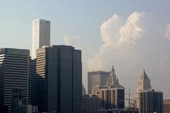 Downtown Skyline (MJ_100) Tags: city nyc usa newyork building tower skyline america skyscraper us downtown state manhattan structure lowermanhattan