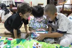 (UmmAbdrahmaan @AllahuYasser!) Tags: family kids day eid 2nd malaysia grandkids hariraya taiping ogos 991 perak 2013 kedua aidulfitri ummabdrahmaan laruttin 1434h iknowhowyouspendyourhariraya
