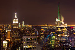 Empire State Building, NYC (B e N n..) Tags: nyc canon empirestatebuilding 6d 5012l