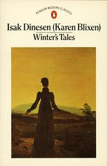 Penguin Books 6373 - Isak Dinesen - Winter's Tales (swallace99) Tags: vintage denmark penguin kenya paperback karenblixen penguinmodernclassics