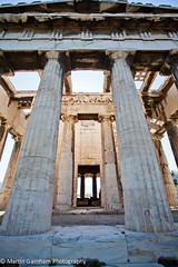 The Temple of Hephaestus (Garnham Photography) Tags: old history monument architecture greek temple ancient ruins europe columns landmark athens historic hephaestus greece column acropolis athena touristattractions attica greektemple traveldestinations templeofhephaestus touristdestination ancientagoraofathens builtstructure
