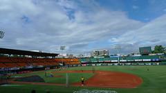 P1000645 (celeste_mer) Tags: 棒球 台南棒球場 2009年