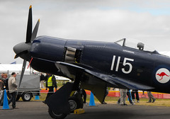 "Hawker Sea Fury (12) • <a style=""font-size:0.8em;"" href=""http://www.flickr.com/photos/81723459@N04/9733218440/"" target=""_blank"">View on Flickr</a>"