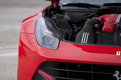 F12 Berlinetta (Spotter31) Tags: red rouge engine ferrari enzo gto toulouse lm rosso fe scuderia 2012 f430 288 f40 f12 f50 berlinetta 599 16m rarissime laferrari