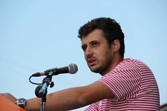Marco António Costa em Lamas - Macedo de Cavaleiros