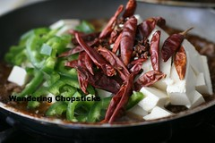 Ma Po Tofu (Chinese Pockmarked Old Lady's Tofu) 17 (wanderingchopsticks) Tags: old ma tofu chinese ladys po szechuan sichuan pockmarked doufu wanderingchopsticks
