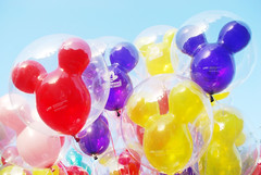 Disneyland (lady_electraheart) Tags: california summer cute america balloons fun photography losangeles colours bright disneyland pastel roadtrips disney mickey dreaming mickeymouse
