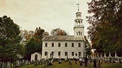 Old First Church at Bennington, VT (Randy Durr