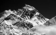 Everest Mount (Igor Sperotto) Tags: nepal mountain mountains himalaya everest montanha montanhas himalaia sagarmatha everesttrekking