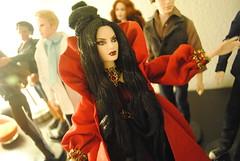 Haunted Beauty Vampire (Panix Pix) Tags: vampire ken barbie glimmer louboutin goldlabel facemoldsculpt hauntedbeautyvampire