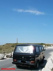 (Fender !) Tags: window vw volkswagen bay cox t3 split camper combi transporter t2 popo vanagon t25 fz48