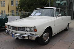 Rover P6 2000 TC (1969) (Mc Steff) Tags: rover p6 2000 tc 1969 rathausplatzlb2013