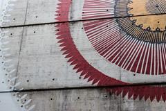 Installation JANA JOANA & VITCH an der Schirnauenseite / Die Sonne (S. Ruehlow) Tags: sun streetart sol graffiti frankfurt kunst rad plattenbau graffito altstadt sonne rund frankfurtammain beton innenstadt kunsthalle kreis ffm platten sprayer schirn kunstimffentlichenraum kreise frankfurtam vitch sprher schirnkunsthalle janajoana brasiliana betonplatten rundum streetartbrazil kunstaktion domhgel brasilianischekunst janajoanavitch