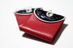 orecchine_riciclo_pelle e cialde_black&red_2