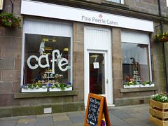 Peerie Cafe - #112 of 113 (Lovetostitch) Tags: holiday shetland lerwick iwish mediumquality peeriecafe 113for2013 112of113