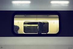 "45|52 ""TRAINS / TRENES"" (Efrn Rodrguez Fotografa) Tags: madrid espaa public station train tren spain rail ave pblico proyect weeks estacin 52 atocha transporte proyecto semanas railes renfe"