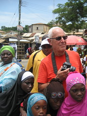 """Das """"Fest der neuen Kleider"""" (""""Fetu Afahye"""") in Cape Coast in Ghana"""