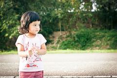 Happy New Year 2014 (myfaridah) Tags: cute portraits children 50mm babies sony daughter jasmin a290