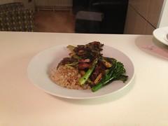 Healthy stir-fry