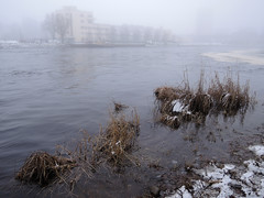 Joensuu - Finland (s.niemelainen) Tags: winter snow ice suomi finland river north lumi talvi joensuu j karjala pielisjoki carelia pohjois