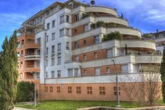 Immeuble paquebot (Romain DIEZ) Tags: architecture toulouse immeuble septdeniers