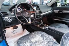Mercedes E 220 CDI Cabrio - Negro