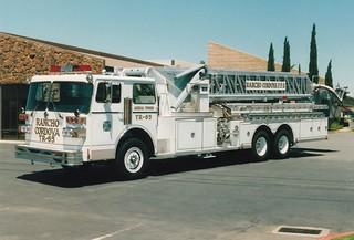 Rancho Cordova FPD -- Truck 65