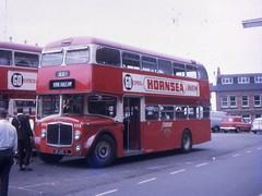 211JUS (21c101) Tags: nottingham barton 1970 ilkeston 1963 parkroyal 1115 aec chilwell aecrenown 3b3ra 211jus