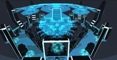 The Future Is Here (Alisa Perne) Tags: digital events sl secondlife virtual future cyber cursed futurewave alisa26