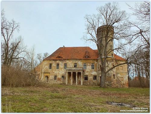 Pałac w Osetnie
