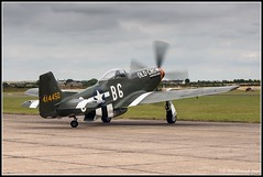 P-51D Mustang_N167F_Scandinavian Historic Flight_IWM Duxford (ferdahejl) Tags: plane airport aircraft planes flughafen flugzeug airbase aircrafts p51dmustang iwmduxford scandinavianhistoricflight n167f
