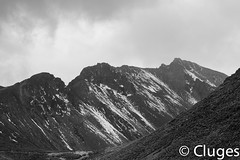 Volcan (cluges) Tags: blackandwhite snow me landscape mexico volcano nieve like paisaje follow crater volcan volcn cluges