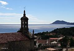 Galicia. Santiago de Tal. (Caty V. mazarias antoranz) Tags: blue españa azul spain nwn pueblosdeespaña blinkagain spaininblue españaenazul