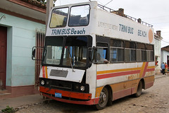 Cuba : Trinidad (Maillekeule) Tags: bus cuba trinidad autobus cubana trinibus