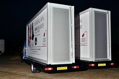 First 2 built and finished and ready for their Matalan Campaign tomorrow ! (TrevKerr) Tags: advertising nikon billboard matalan advertisingcampaign advan mobilebillboard sb900 d7000 coolbillboards mobileadvan