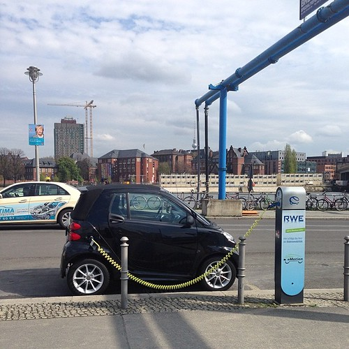 #electriccar #ev #smartcar #berlin #germany