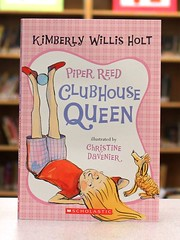 Piper Reed Clubhouse Queen (Vernon Barford School Library) Tags: new family school fiction pet pets reed sisters reading book high unitedstates florida sister library libraries military great navy reads books christine queen read paperback cover junior novel covers bookcover kimberly piper holt schools pick middle vernon quick gypsy recent willis clubhouse picks pensacola bookcovers paperbacks novels fictional petshow familylife barford softcover quickpicks quickpick vernonbarford petshows softcovers davenier 9780545419314