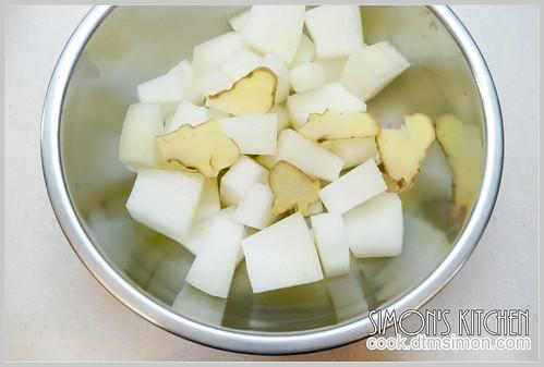冬瓜蛤蜊酒炊02