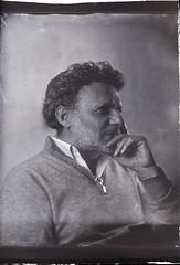 Danilo (Giorgio Bordin) Tags: altprocesses wet plate collodion negative salted print clerc toner gold thiourea
