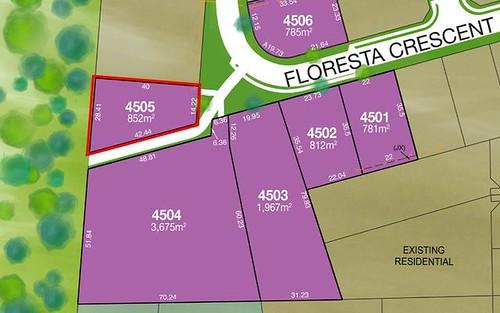 Lot 4505, Floresta Crescent, Northlakes Estate, Cameron Park NSW 2285