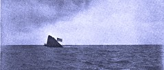 USS Maine going to its final resting place 3-16-1912 (SSAVE w/ over 7 MILLION views THX) Tags: ussmaine havana spanishamericanwar 1898 1912