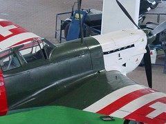 "Morane-Saulnier MS.406 5 • <a style=""font-size:0.8em;"" href=""http://www.flickr.com/photos/81723459@N04/32685901704/"" target=""_blank"">View on Flickr</a>"