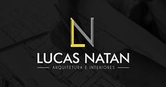 🔥 Logotipo para Lucas Natan - Arquitetura e Interiores (Criando Logo) Tags: logo logotipo logomarca criandologo arquitetura interiores