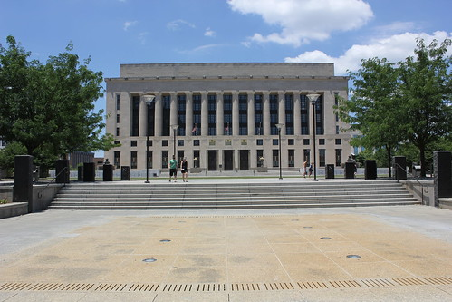 Nashville Courthouse and City Hall by TexasExplorer98, on Flickr