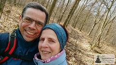 Selfie auf der Hiwweltour Tiefenthaler Höhe
