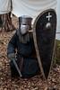 Resting after battle (Crones) Tags: canon 6d canoneos6d viking vikings czech czechrepublic praha prague canonef24105mmf4lisusm 24105mmf4lisusm 24105mm weapon shield sword