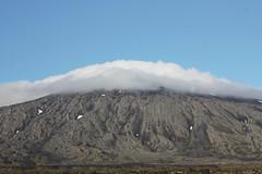 Snæfellsjökull (Sofia Podestà) Tags: iceland landscape nature clouds volcano mountain north nordic lava adventure outdoor summer 2016 travel sofia podestà sofiapodesta sofiapodestà vulcanic snæfellsjökull photovogue